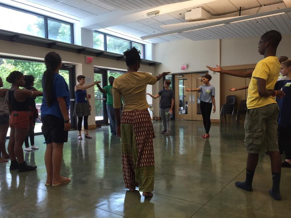 Afro-Haitian Dance and Resistance with Aya Shabu