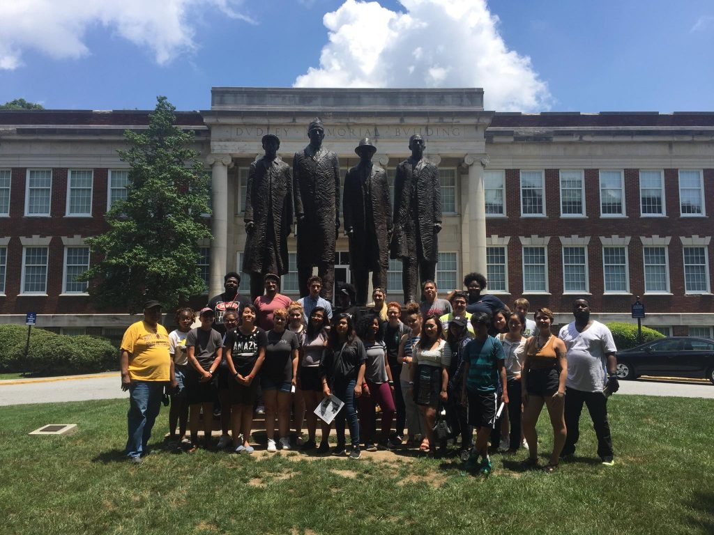 2016 Raleigh Freedom School